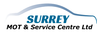 Surrey MOT & Service Centre Logo